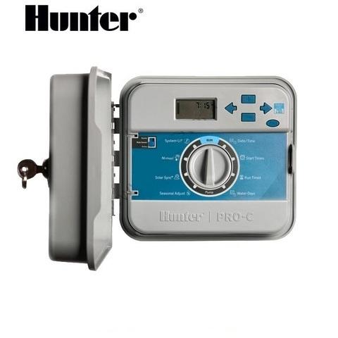 Контроллер Hunter Pro-C-401-E (от 4 до 16 станций)