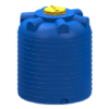 Емкость 3000 литров для воды синяя