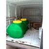 Емкость 500 литров горизонтальная